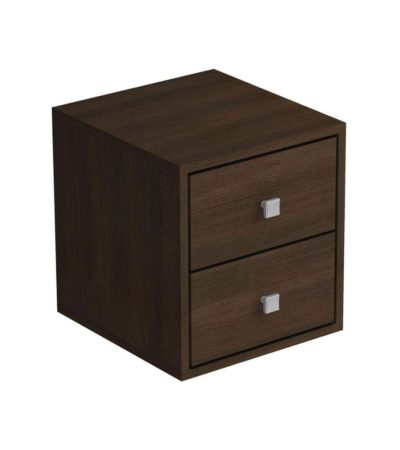BCB 01.49 Cube with Two Drawers