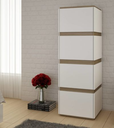BE 843.22 Furniture with 4 Drawers